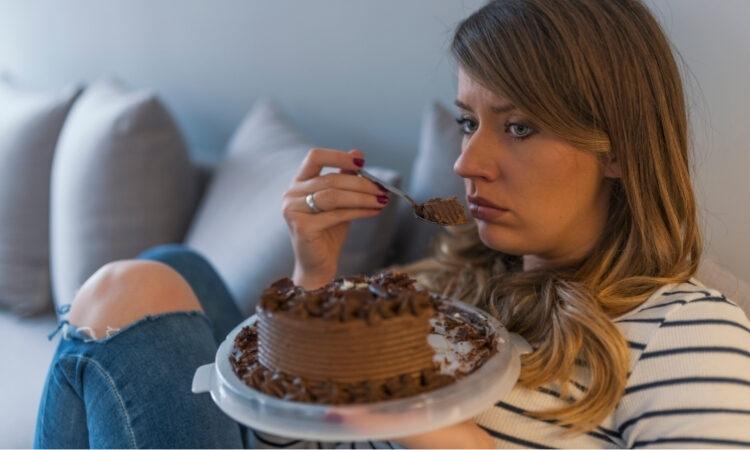 stress e aumento di peso