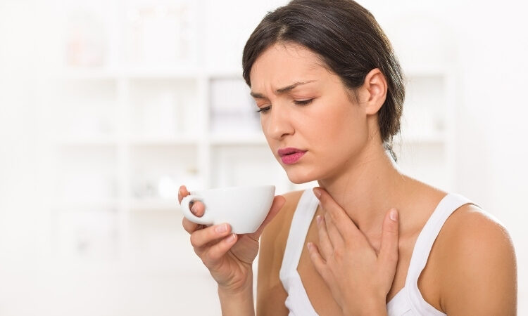 mal di gola soluzioni naturali