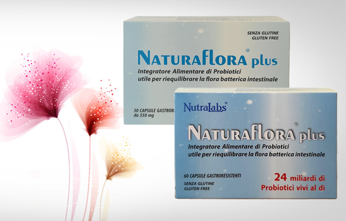 Naturaflora plus NutraLabs
