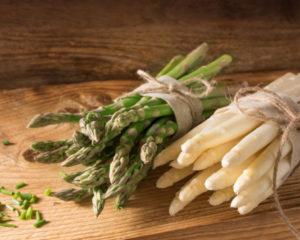 gli asparagi hanno ottime proprietà nutrizionali