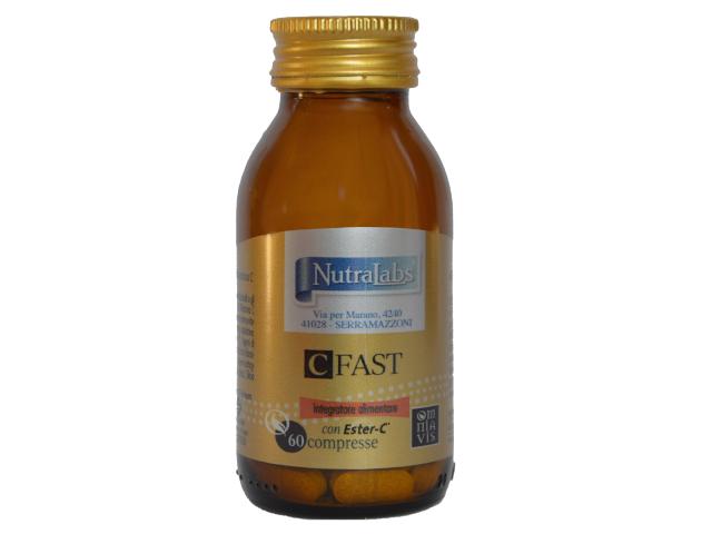 C Fast NutraLabs integratore vitamina C