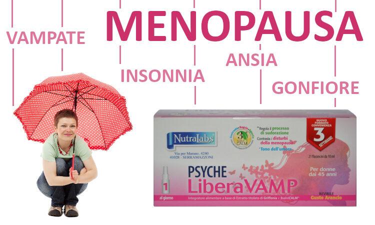 Psyche-liberavamp vampate menopausa