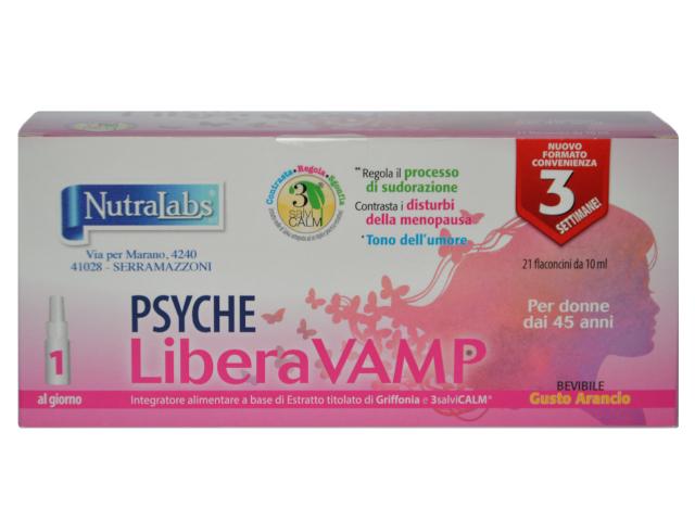 psyche libera-vamp NutraLabs