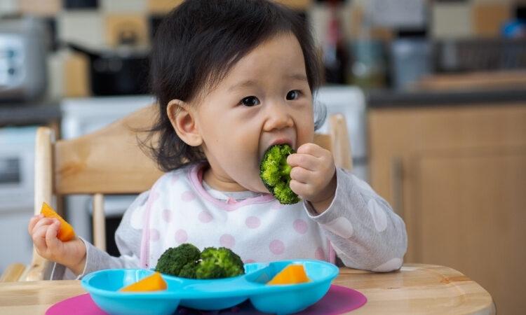 bambini alimentazione sana