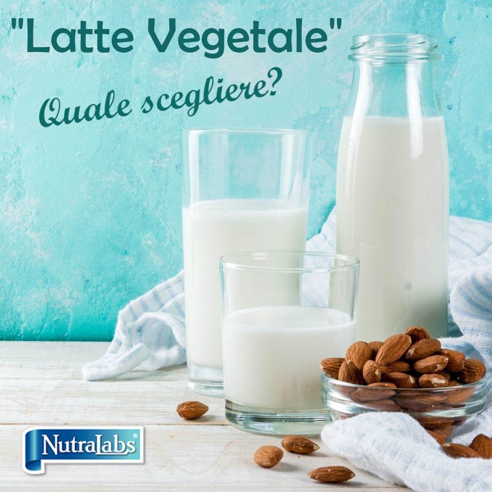 latte vegetale proprietà