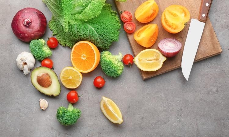 quanta frutta e verdura al giorno